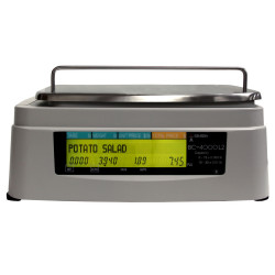 Ishida BC-4000L2 Bench Scale Customer Display