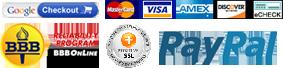 mastercard/visa/discover/americanexpress