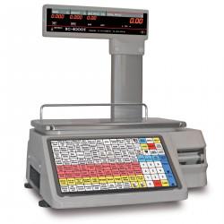 Ishida BC-4000E Scale LED Pole Display