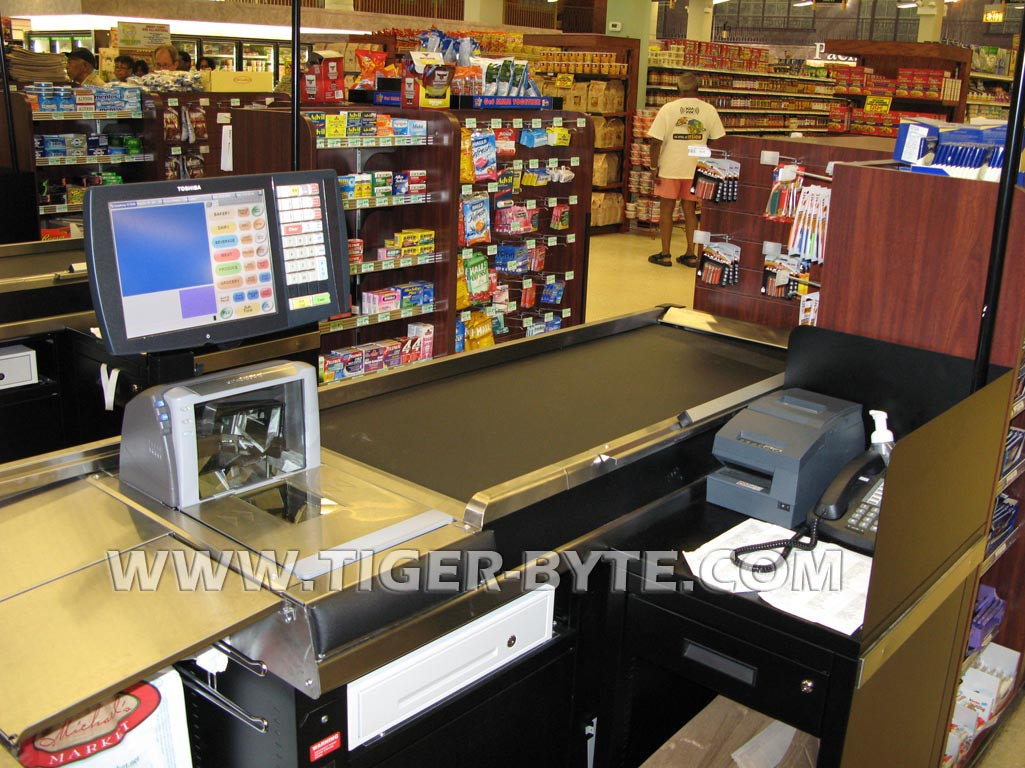 Grocery Amp Supermarket Pos System Tigerbyte Chicago Il